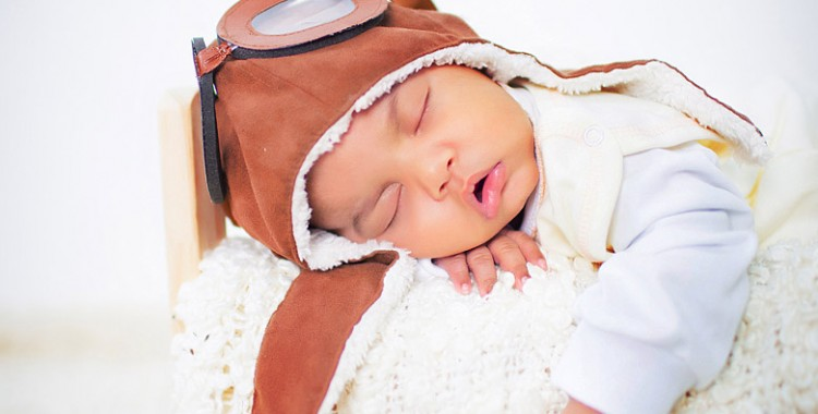 Babyfotograf in Wien