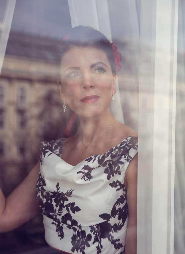 Hochzeitsfotografie, Fotoshooting in Hotel Imperial Wien