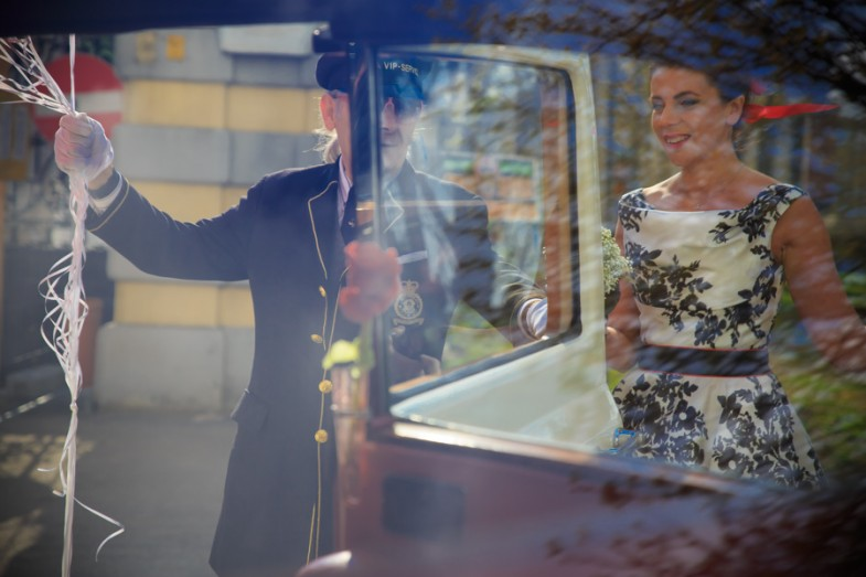 Hochzeitsfotos deluxe