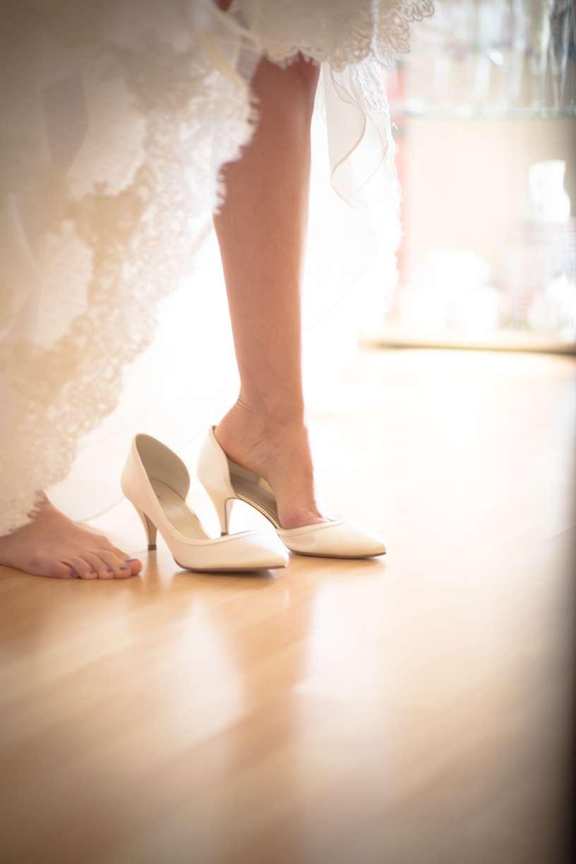 Hochzeitsschuhe - Brautschuhe