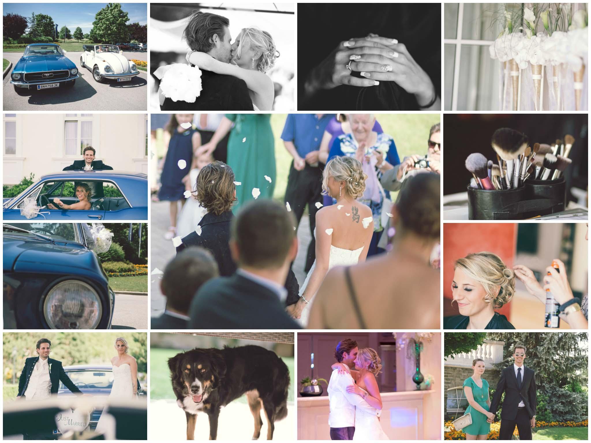 Hochzeitsfotografie Workshop/Kurs in Wien