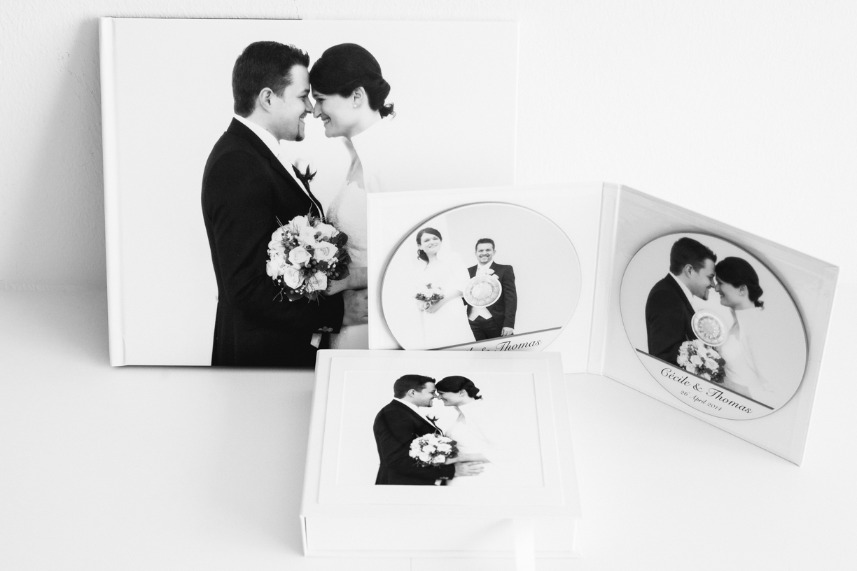 Hochzeitsalben - Hochzeitsbücher alla ValPhotography