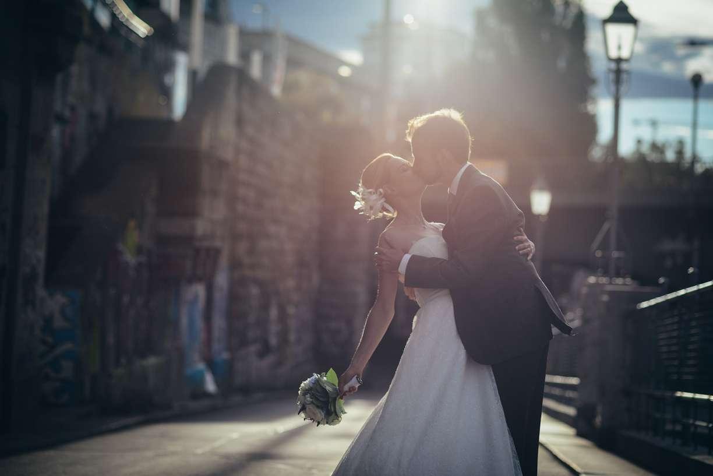 Hochzeitsfotografie - Eva & Marcello in Wien